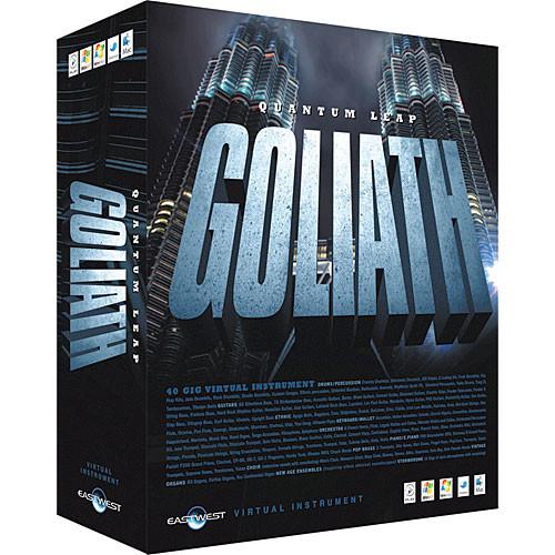 EastWest Quantum Leap Goliath - Virtual Instrument