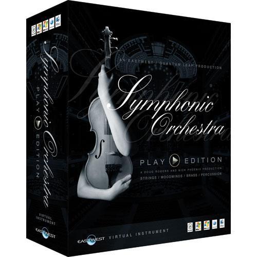 EastWest Quantum Leap Symphonic Orchestra Silver Complete  - Virtual Orchestral Instrument