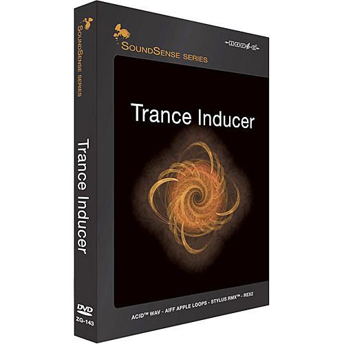 Zero-G Sample CD: SoundSense TRANCE INDUCER