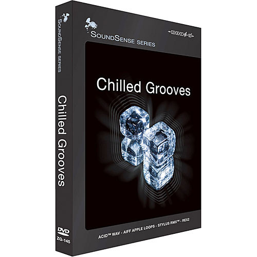 Zero-G Sample CD: SoundSense CHILLED GROOVES