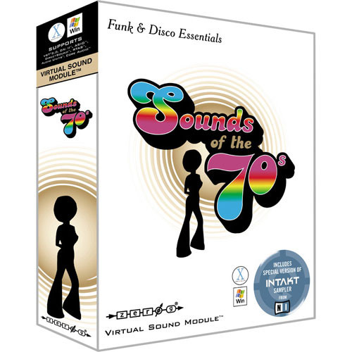 EastWest Sounds of the 70s - Virtual Sound Module