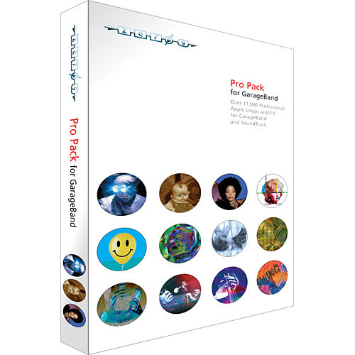 Zero-G Sample DVD: Pro Pack (ACID and WAV)