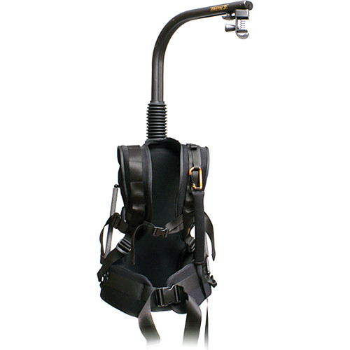 """Easyrig 3 Series Portable Camera Support System (5"""" Arm, 42 to 55 lb)"""