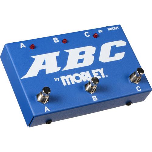 Morley ABC Guitar Selector Combiner