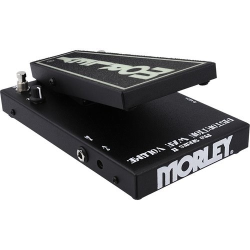 Morley PDW-II Distortion Wah & Volume Pedal