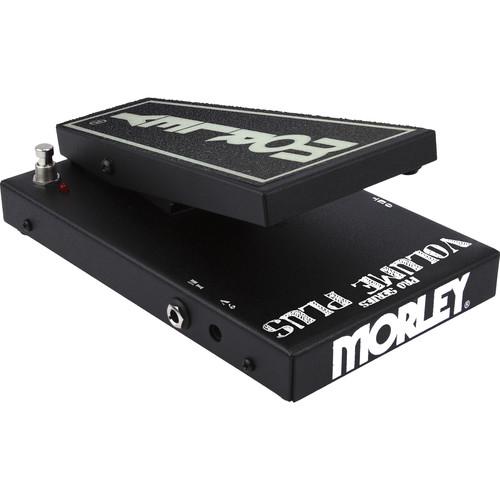 morley pvo volume plus guitar pedal pvo b h photo video. Black Bedroom Furniture Sets. Home Design Ideas