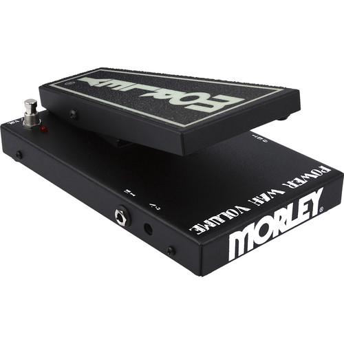Morley PWOV Power Wah Volume Guitar Pedal