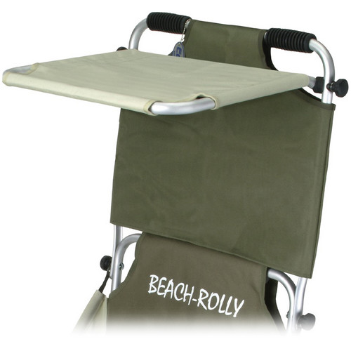 Eckla Sunroof & Windscreen for Beach Rolly Cart (Olive/Beige)