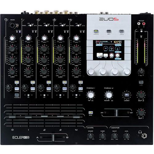 Ecler EVO 5 Professional Digital DJ Mixer