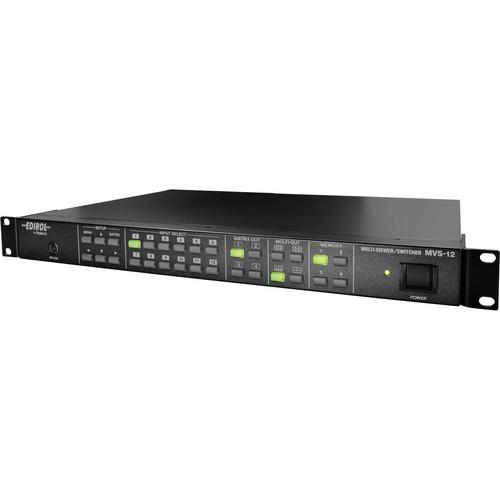 Edirol / Roland MVS-12 Multi-viewer & Matrix Switcher