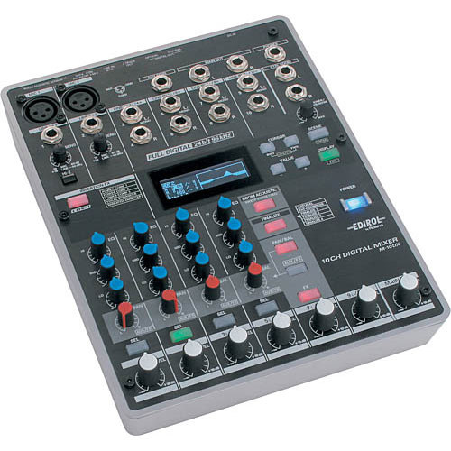 Edirol / Roland M-10DX - 10-Channel Digital Audio Mixer