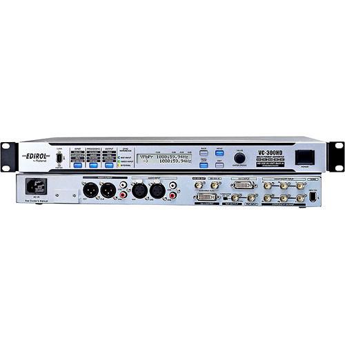Edirol / Roland VC-300HD Bi-Directional Multi-Format Converter with Audio Delay