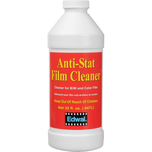 Edwal Anti-Stat Film Cleaner (Liquid) - 1 Quart