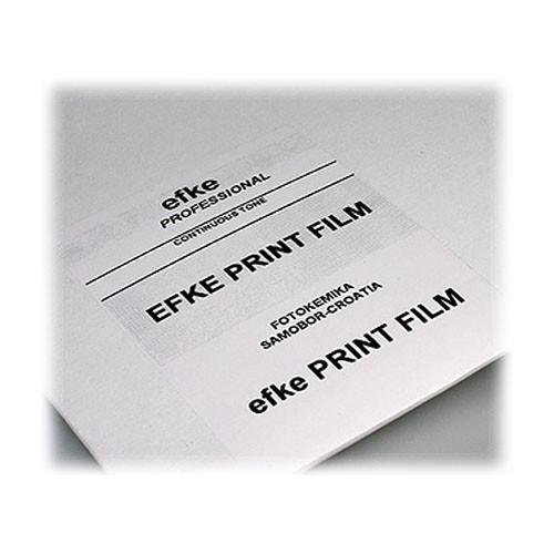 "Efke 11 x 14"" Black and White Print Film (10 Sheets)"