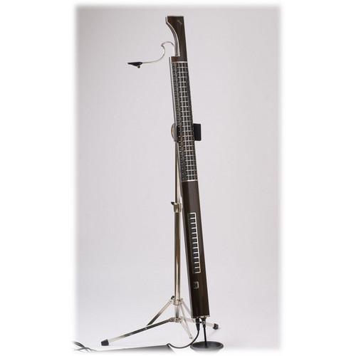 Eigenlabs Alpha - Performance Instrument/Controller (Standard Keys/Ebony Finish/Silver Trim)
