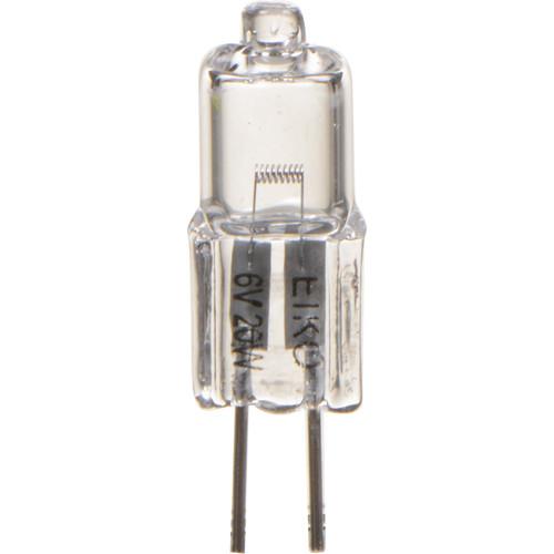 Eiko JCD Halogen Lamp (6V, 20W)