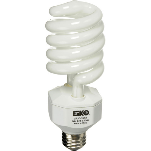 Eiko Spiral Fluorescent Lamp (30W / 120V)