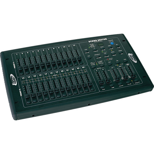 Elation Professional Scene Setter 24 DMX Dimming Console