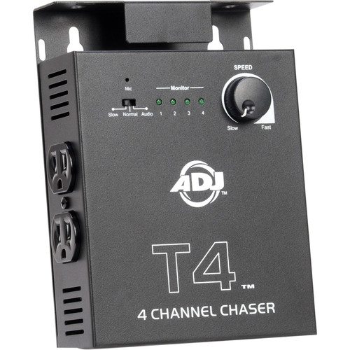 American DJ T4 Chase Controller (120VAC)
