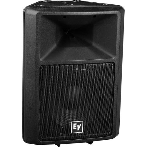 "Electro-Voice Sx100+E - 12"" 2-Way 200 Watt Speaker - Black"