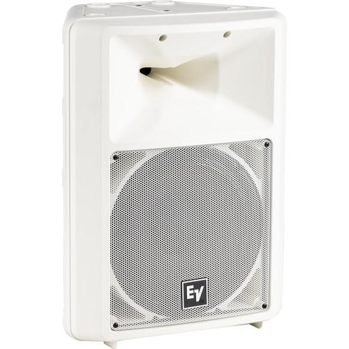 "Electro-Voice Sx100+E - 12"" 2-Way 200 Watt Speaker - White"