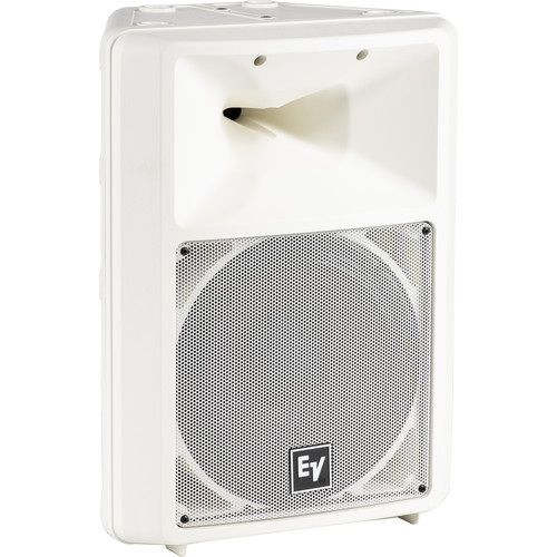 "Electro-Voice Sx100+ 12"" 2-Way 200W Passive Loudspeaker (White)"