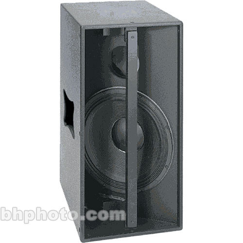 "Electro-Voice QRx-118S - 18"" Subwoofer P.A. Speaker - Black"