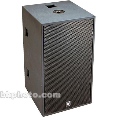 """Electro-Voice QRx-218S - Dual 18"""" P.A. Subwoofer - Black"""
