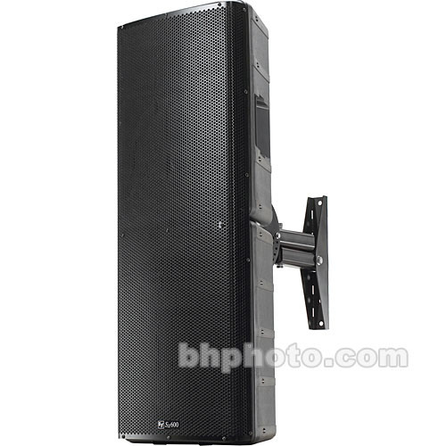 "Electro-Voice Sx600PIX 2x12"" 2-Way Weather-Resistant Passive Loudspeaker with 600W Transformer (Black)"