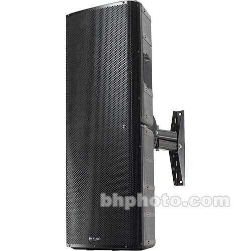 "Electro-Voice Sx-600PIX - 2-Way Dual 12"" Weather-Resistant Speaker - Black"