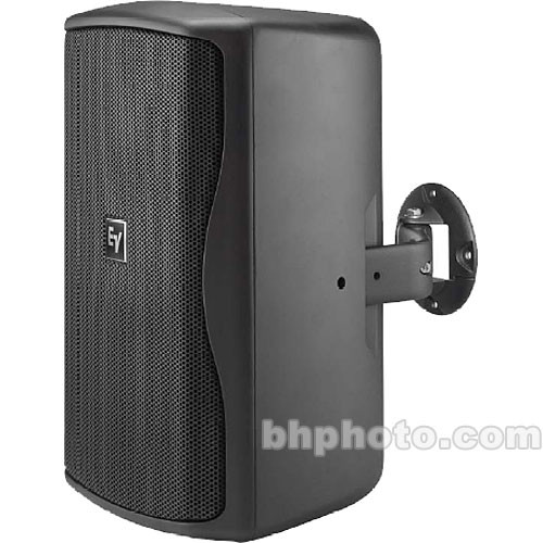 """Electro-Voice ZX1i-100 8"""" 2-Way 200W Weather-Resistant Passive Loudspeaker with 100 x 100° Horn (Black)"""