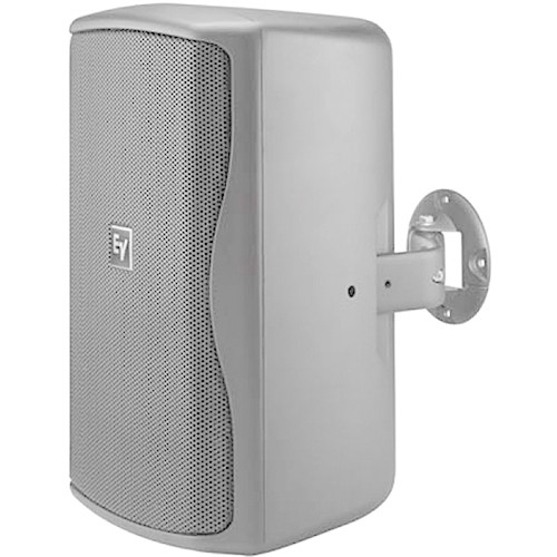 """Electro-Voice ZX1i-100 8"""" 2-Way 200W Weather-Resistant Passive Loudspeaker with 100 x 100° Horn (White)"""