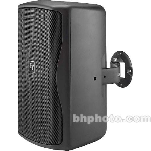 """Electro-Voice ZX1i-100 - 2-way 8"""" THX Installation Speaker w/Transformer - Black"""