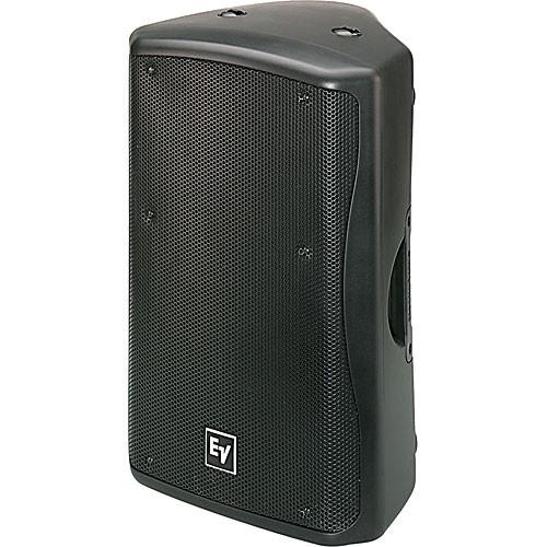 Electro-Voice ZXA5-60ZB Powered Loudspeaker 1000W LF, 250W HF (Black), (60 x 60°)