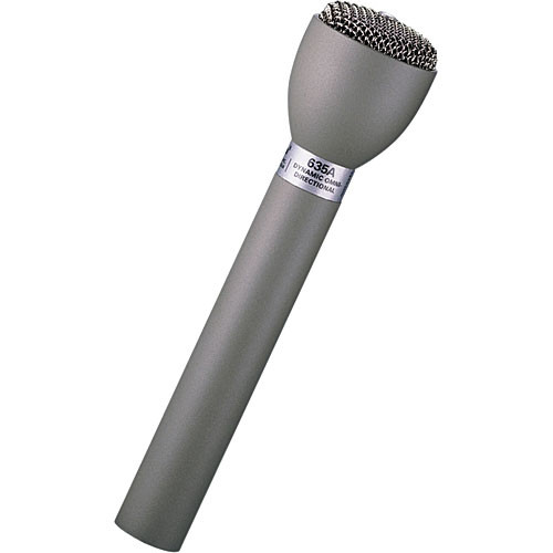 Electro-Voice 635A Omnidirectional Handheld Dynamic ENG Microphone (Beige)