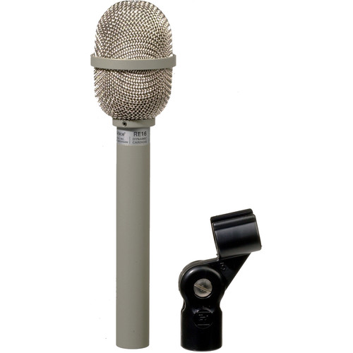 Electro-Voice RE16 Dynamic Supercardioid Handheld Microphone with Variable-D