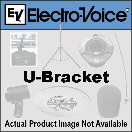 Electro-Voice ELS40MBW Mounting Bracket Pair (White)