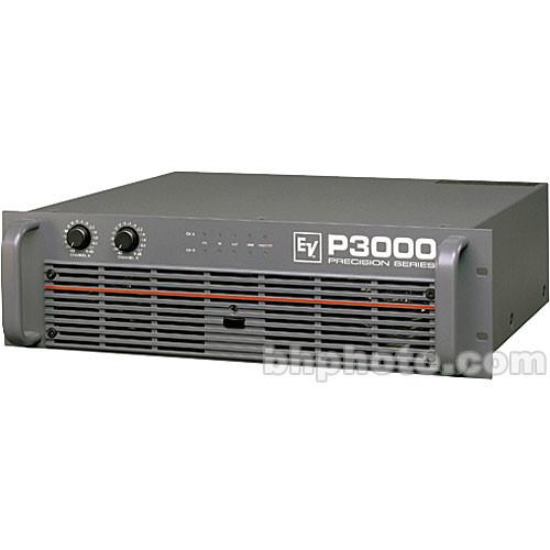 electro voice p3000 precision series power amplifier f01u101102. Black Bedroom Furniture Sets. Home Design Ideas