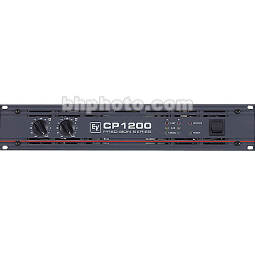 Electro-Voice CP1200 - 2-Channel Rack-Mount Power Amplifier