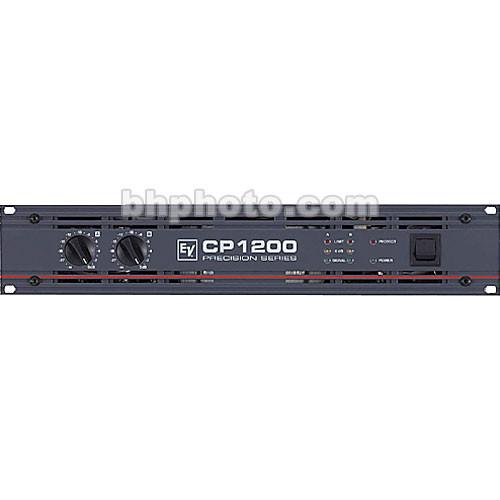 Electro-Voice CP1200 - 2-Channel Rack-Mount Power Amplifier