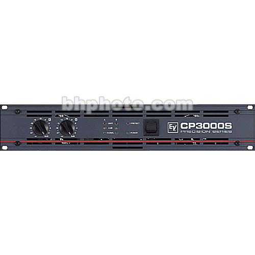 Electro-Voice CP3000S - 2-Channel Rack-Mount Power Amplifier