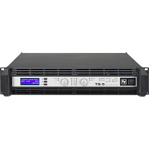 Electro-Voice TG-5 - Tour-Grade Stereo Power Amplifier (2 x 1450W @ 4 Ohms)