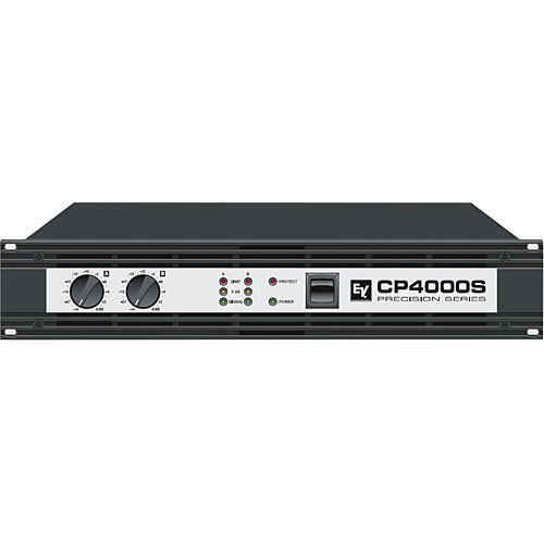 Electro-Voice CP4000S - 2-Channel Rack-Mount Power Amplifier