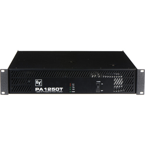 Electro-Voice PA1250T - 1 x 270W Power Amplifier