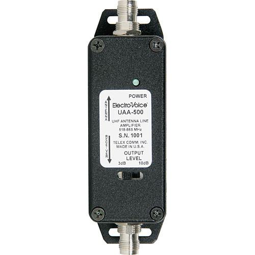 Electro-Voice UAA500 Antenna Signal Booster