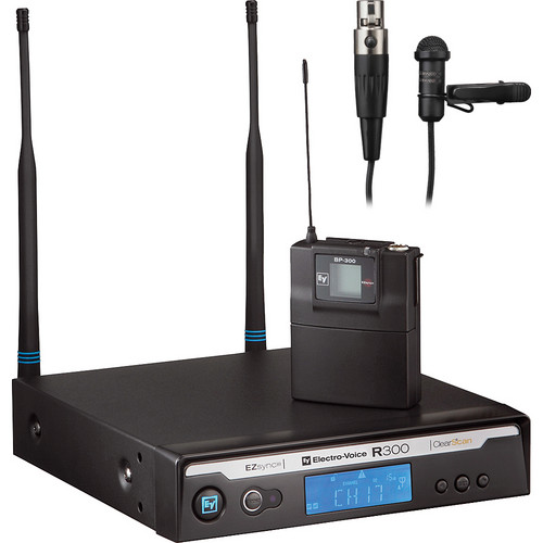 Electro-Voice R300-L Lavalier Wireless Microphone System