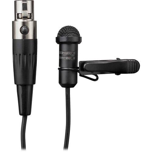 Electro-Voice ULM18 Unidirectional Lavalier Microphone for R300