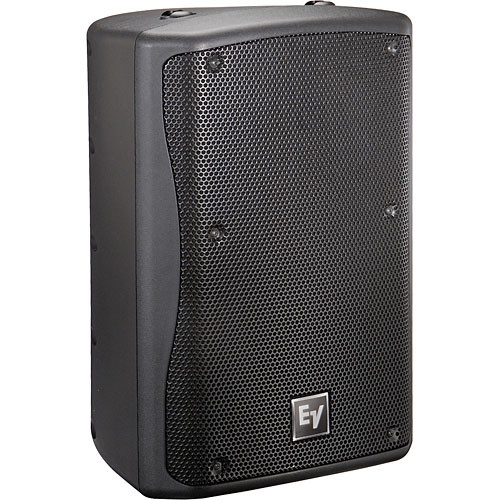 "Electro-Voice ZX3-60B  12"" 2-Way Passive Loudspeaker (Black) (60x60&deg)"