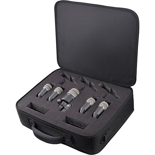 Electro-Voice PL DK5 - 5-Piece Drum Microphone Package