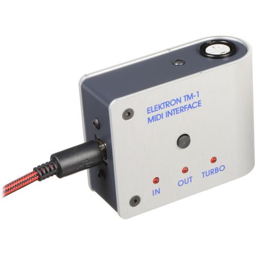 Elektron TM-1 - USB MIDI Interface